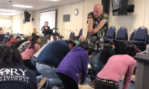 CPR Class for Long Beach Unified School District