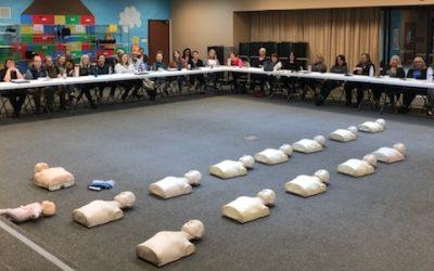 Orange County CPR Class – Oso Grande Elementary