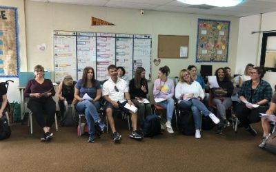 Capistrano Unified School District CPR Class